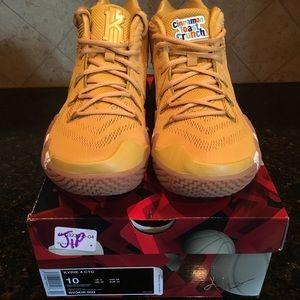 a7b66b0f2695a2 Nike Shoes - Kyrie Irving 4 Cinnamon Toast Crunch CTC Mens 10
